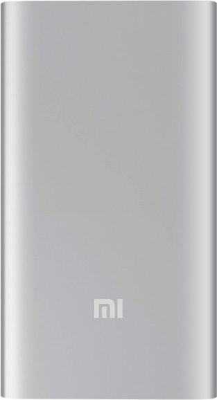 Mi Power Bank 5000mAh Plateado