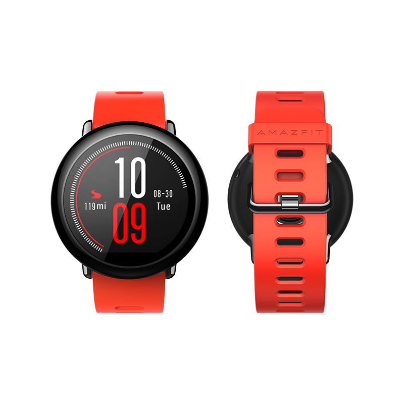 Amazfit PACE reacondicionado Rojo