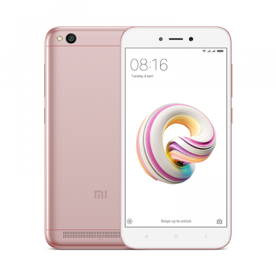 Redmi 5A reacondicionado 2GB+16GB Rosa Dorado
