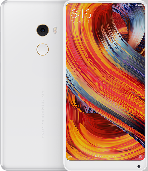 Mi MIX 2 reacondicionado 8GB+128GB Blanco