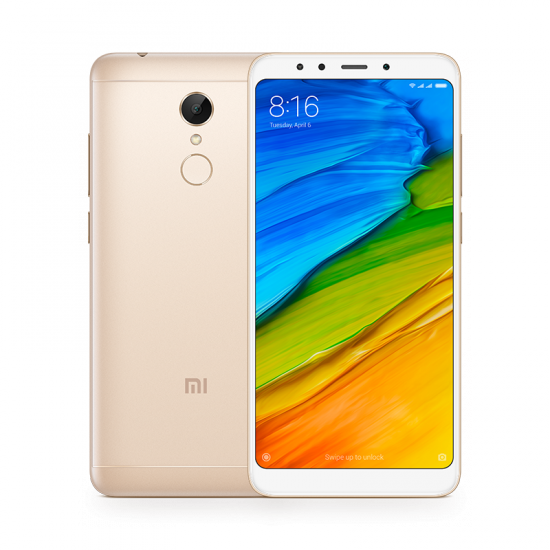 Redmi 5 reacondicionado 2GB+16GB Dorado