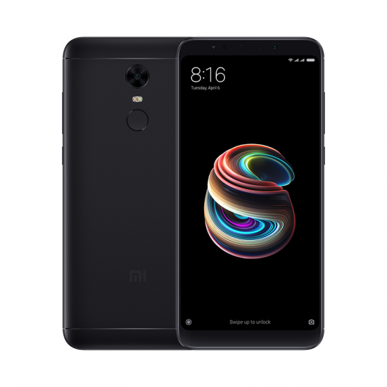 Redmi 5 Plus reacondicionado 3GB+32GB Negro