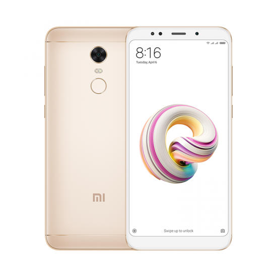 Redmi 5 Plus reacondicionado 4GB+64GB Dorado