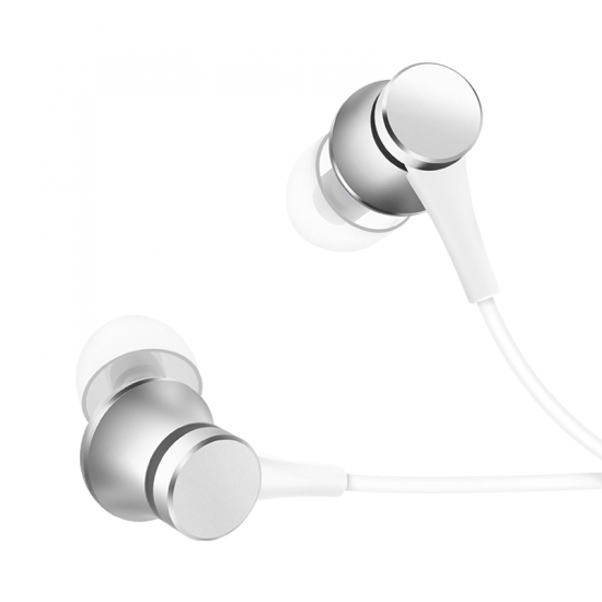 Auriculares Mi In-Ear Basic Plateado