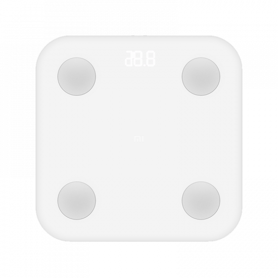 Báscula Mi Body Composition Scale Blanco