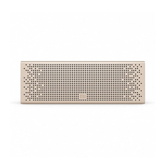 Altavoz bluetooth Mi reacondicionado Dorado