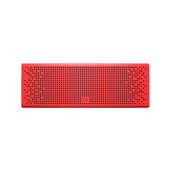 Altavoz bluetooth Mi reacondicionado Rojo
