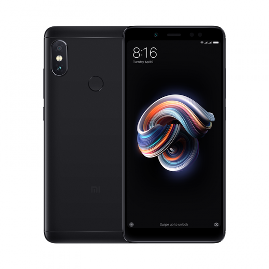 Redmi Note 5 reacondicionado 3GB+32GB Negro