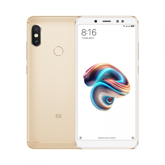 Redmi Note 5 reacondicionado 3GB+64GB Dorado
