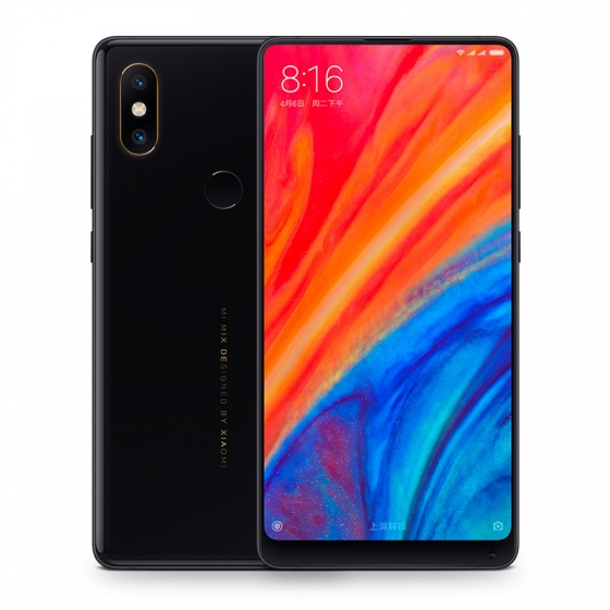 Mi MIX 2S reacondicionado 6GB+64GB Negro