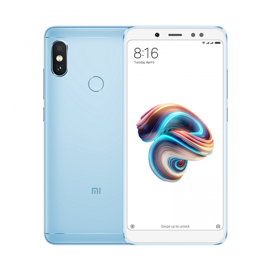 Redmi Note 5 reacondicionado 3GB+32GB Azul