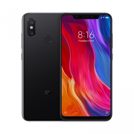 Mi 8 reacondicionado 6GB+64GB Negro