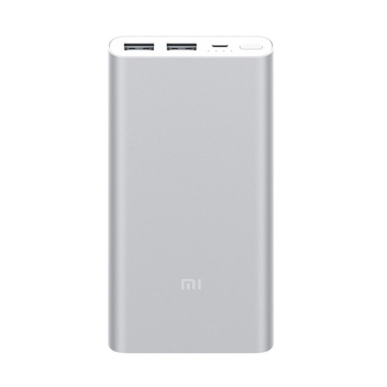 Mi Power Bank 10000mAh 2S Plateado
