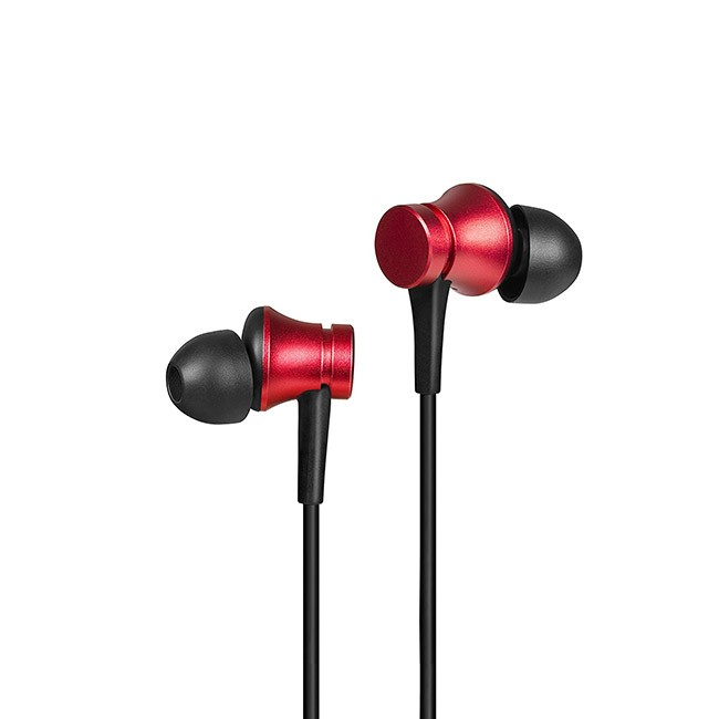 Auriculares Mi Basic reacondicionado Rojo