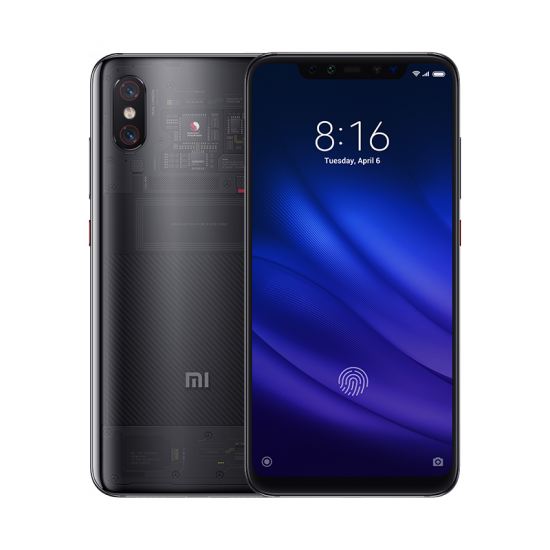 Mi 8 Pro reacondicionado 8GB+128GB Negro
