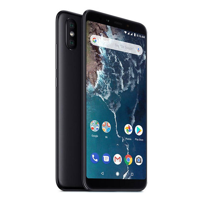 Mi A2 Lite reacondicionado 3GB+32GB Negro