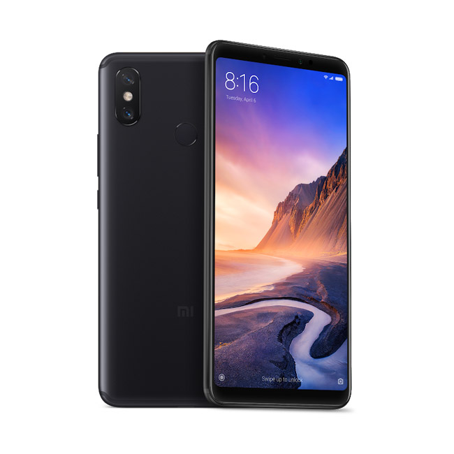 Mi Max 3 reacondicionado 4GB+64GB Negro