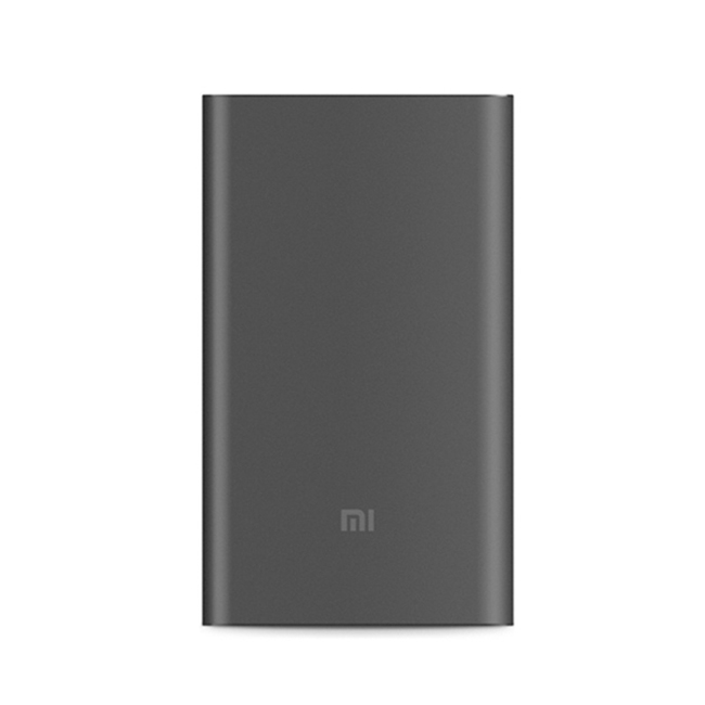 Mi Power Bank 10000mAh Pro Gris