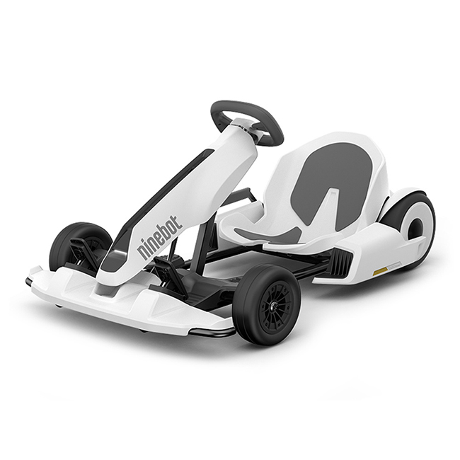 Kit Ninebot Gokart Blanco