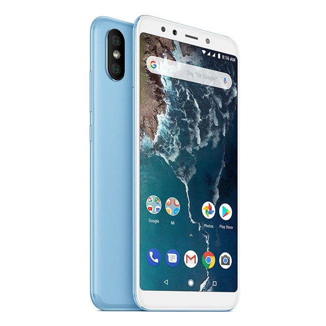 Mi A2 Lite reacondicionado 3GB+32GB Azul