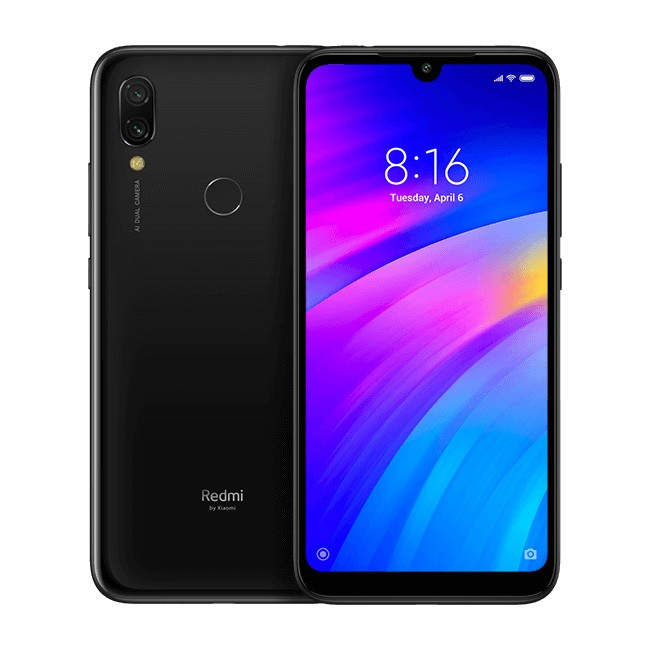 Redmi 7 3GB+64GB Negro