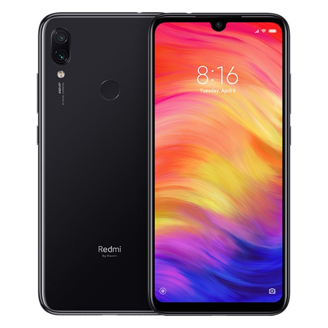 Redmi Note 7 4GB+128GB Negro