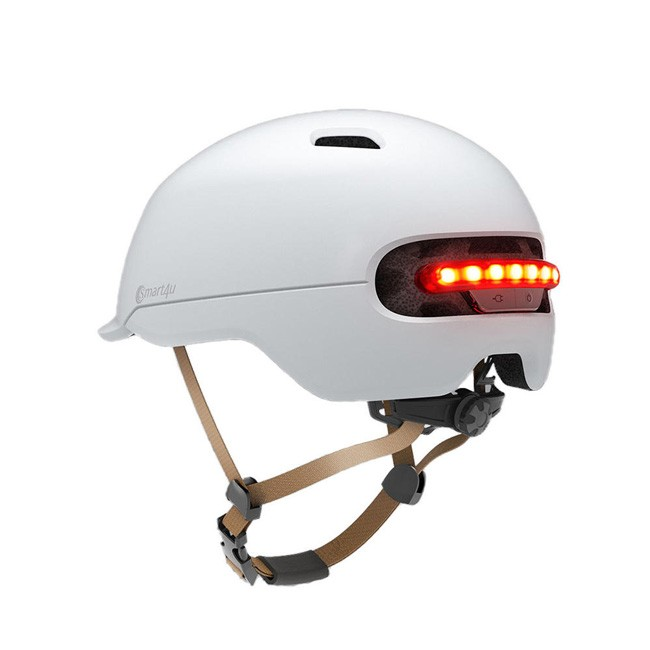 Casco Smart4U SH50 L Blanco