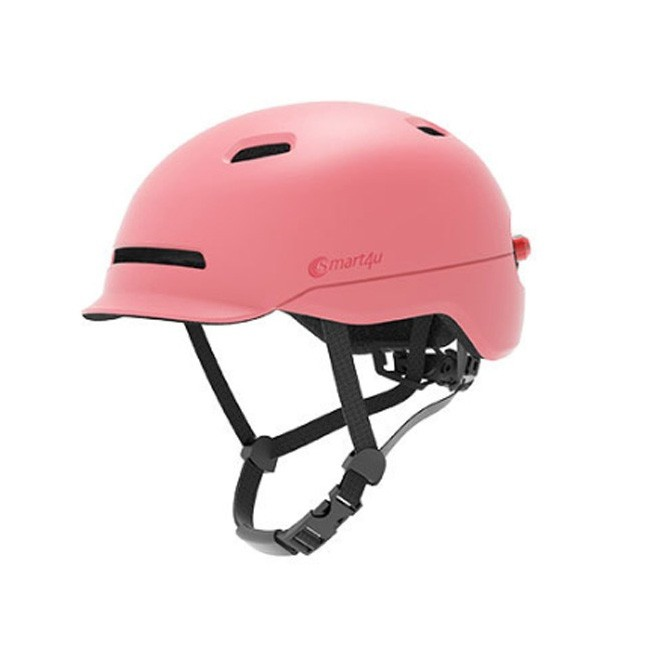 Casco Smart4U SH50 M Rojo