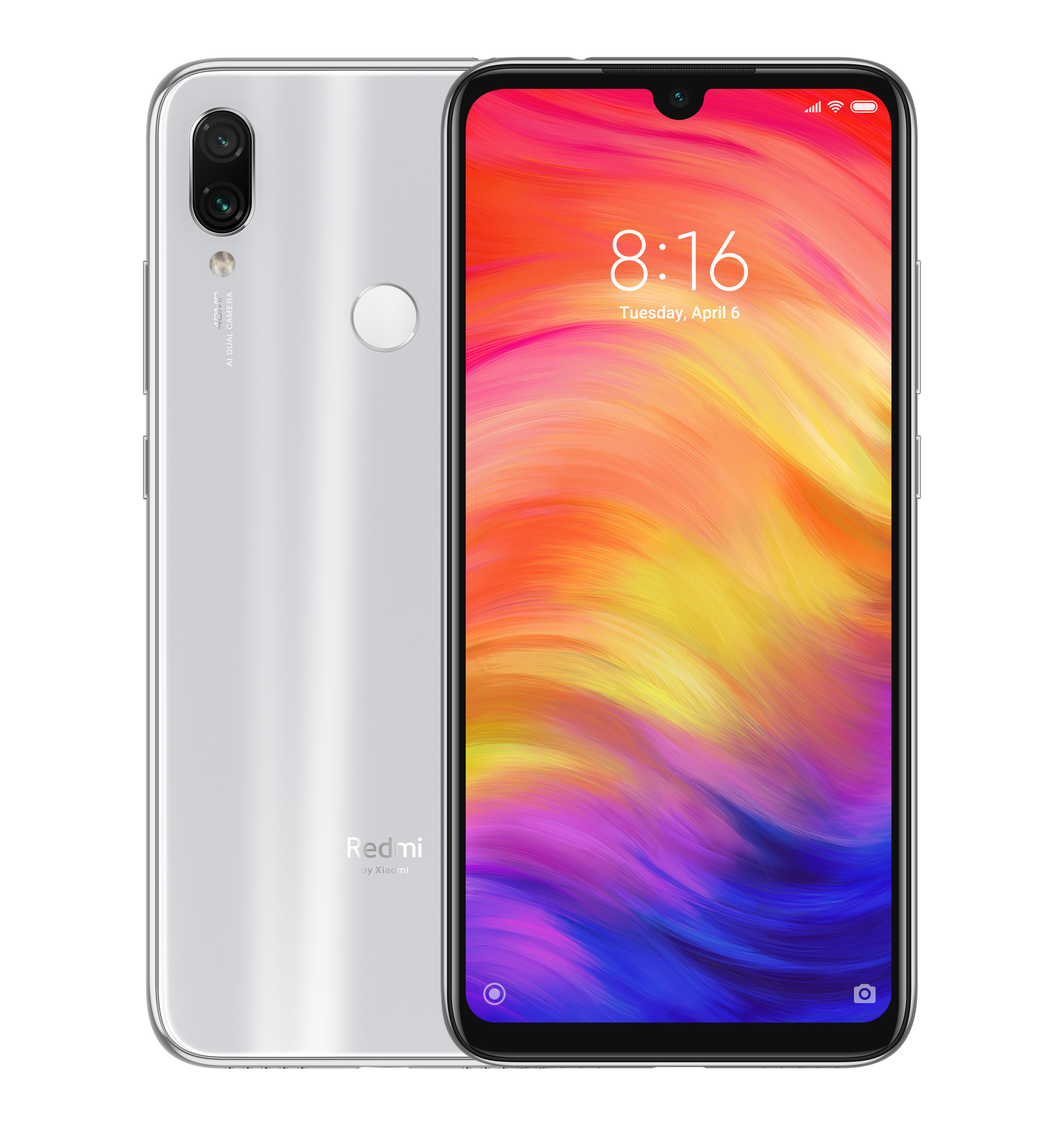 Redmi Note 7 4GB+128GB Gris