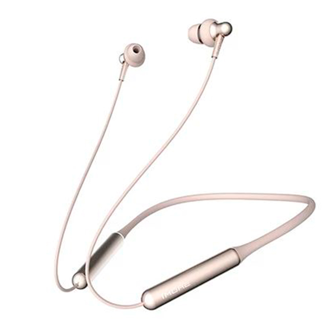Auriculares Stylish Bluetooth Dorado