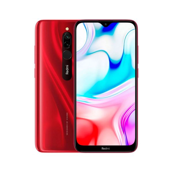 Redmi 8 4GB+64GB Rojo