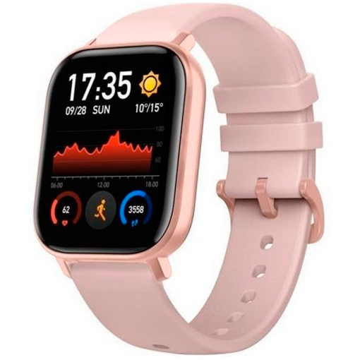 Amazfit GTS reacondicionado Rosa