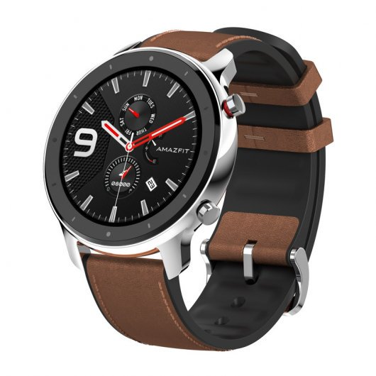 Amazfit GTR reacondicionado 47 mm Acero inoxidable