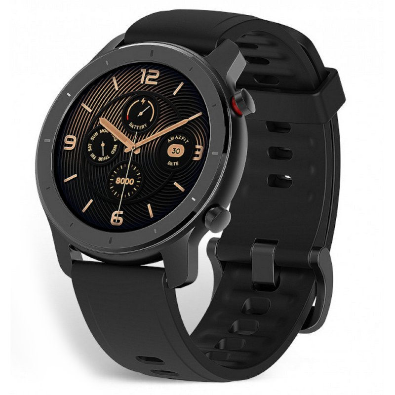 Amazfit GTR reacondicionado 42 mm Negro