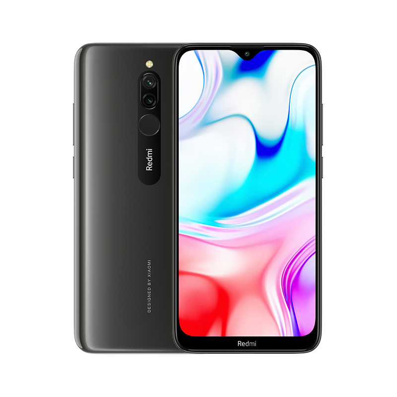 Redmi 8 4GB+64GB Negro
