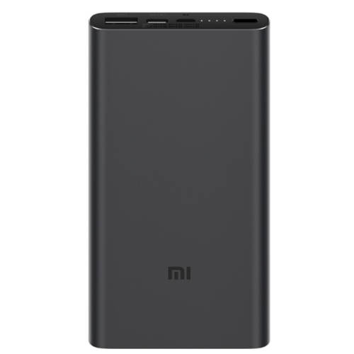 Mi Power Bank 3 10000mAh Fast Charge Negro