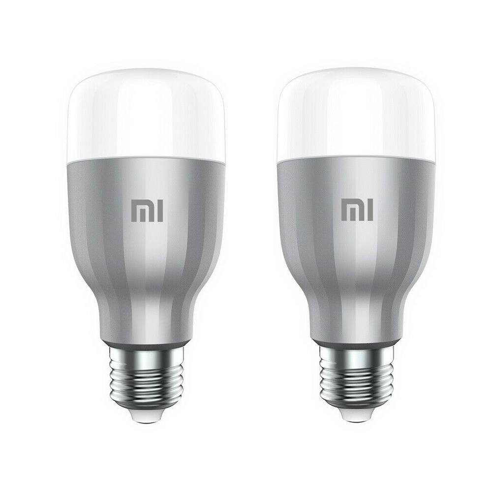 Pack bombillas Mi LED Smart Bulb Blanco