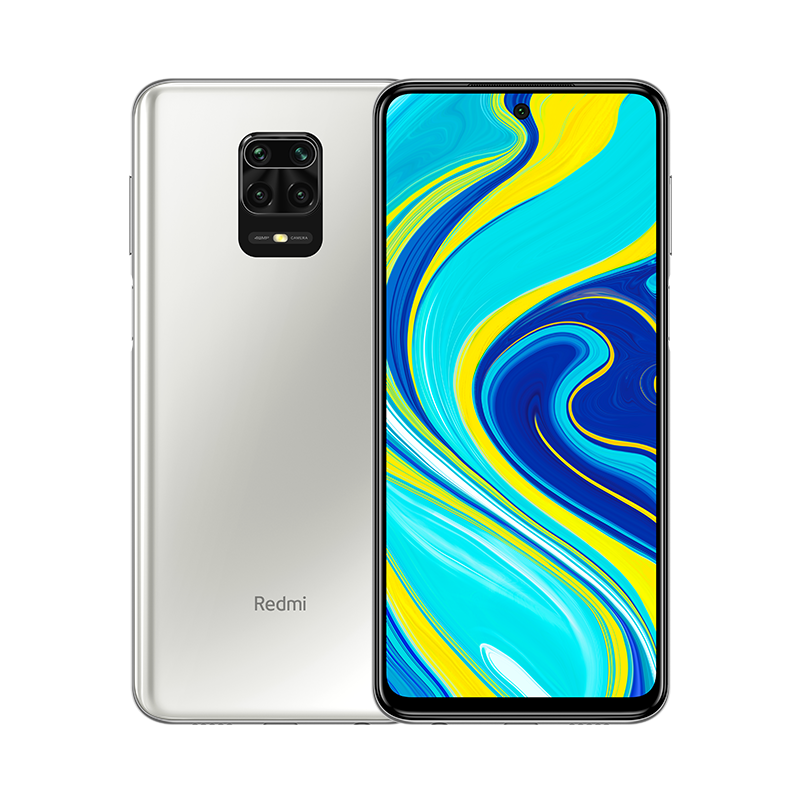 Redmi Note 9S 4GB+64GB Blanco