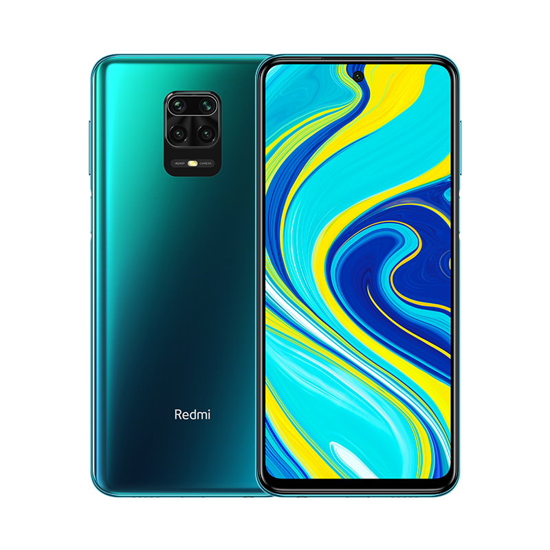 Redmi Note 9S 6GB+128GB Azul