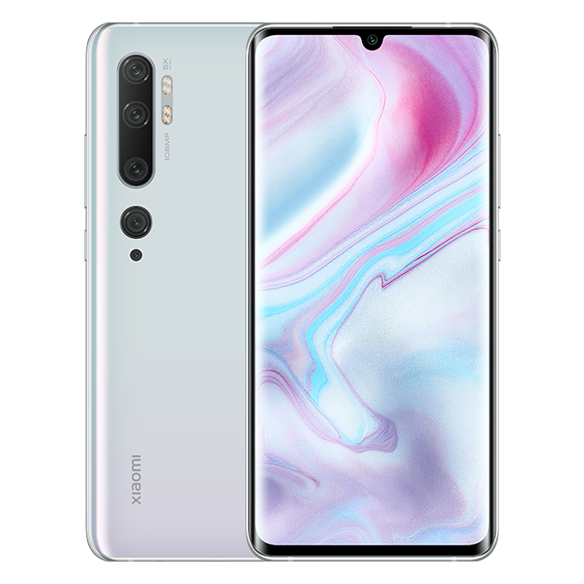 Mi Note 10 6GB+128GB Blanco