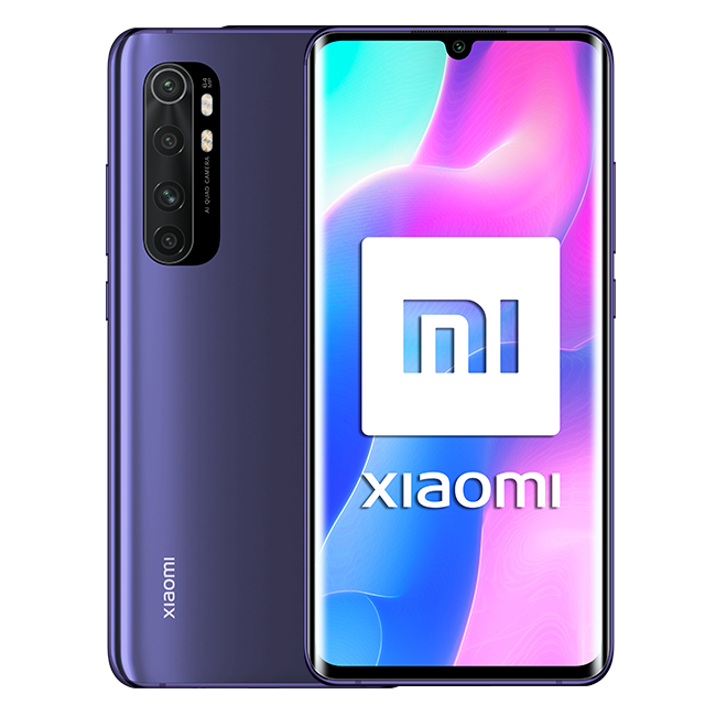 Mi Note 10 Lite 6GB+64GB Morado