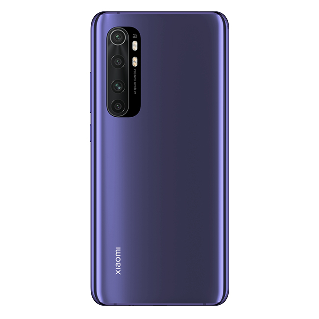 Mi Note 10 Lite 6GB+128GB Morado