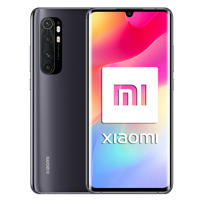 Mi Note 10 Lite 6GB+64GB Negro