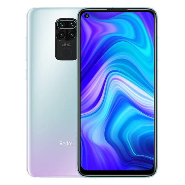 Redmi Note 9 4GB+128GB Blanco