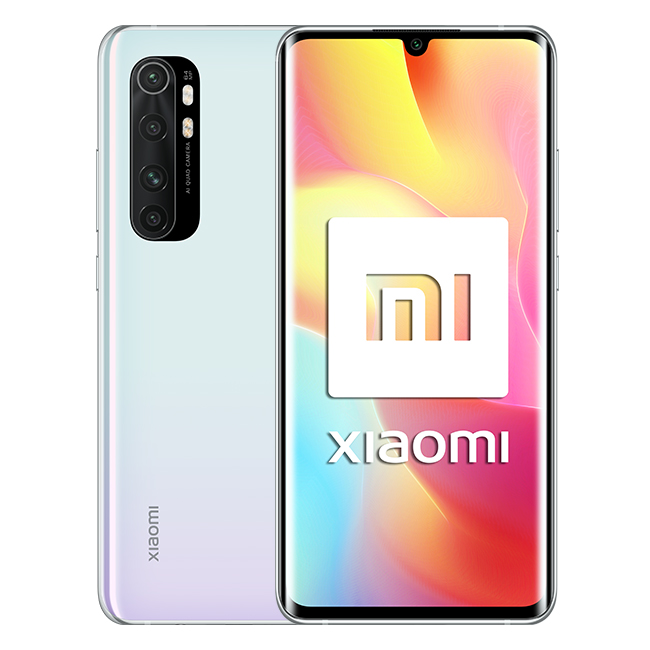 Mi Note 10 Lite 6GB+128GB Blanco