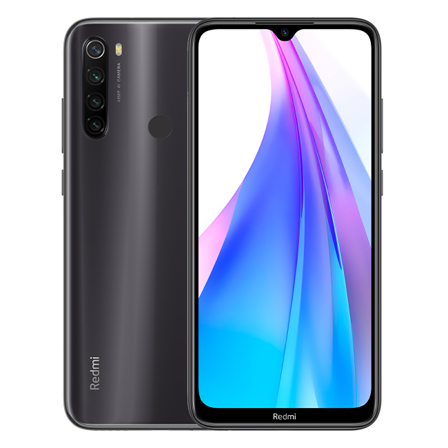 Redmi Note 8T 4GB+64GB Gris