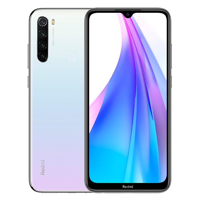 Redmi Note 8T 4GB+128GB Blanco