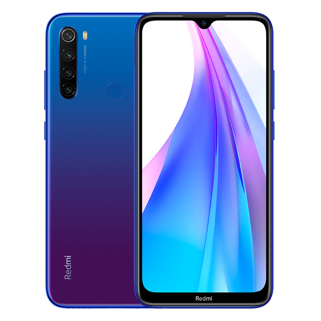 Redmi Note 8T 4GB+128GB Azul