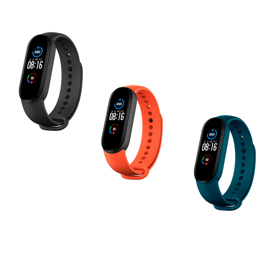 Pack 3 correas Mi Band 5